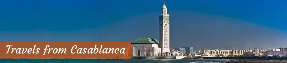 Travels from Casablanca