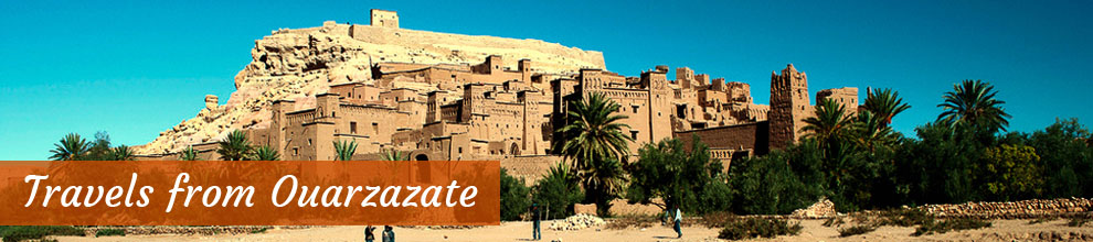Travels from Ouarzazate